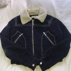 Rebecca Minkoff Corduroy Jacket